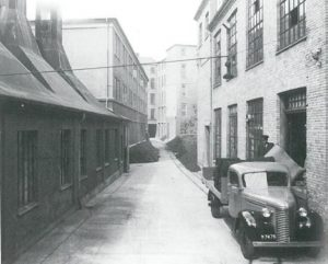 Brandts Passage i 1944